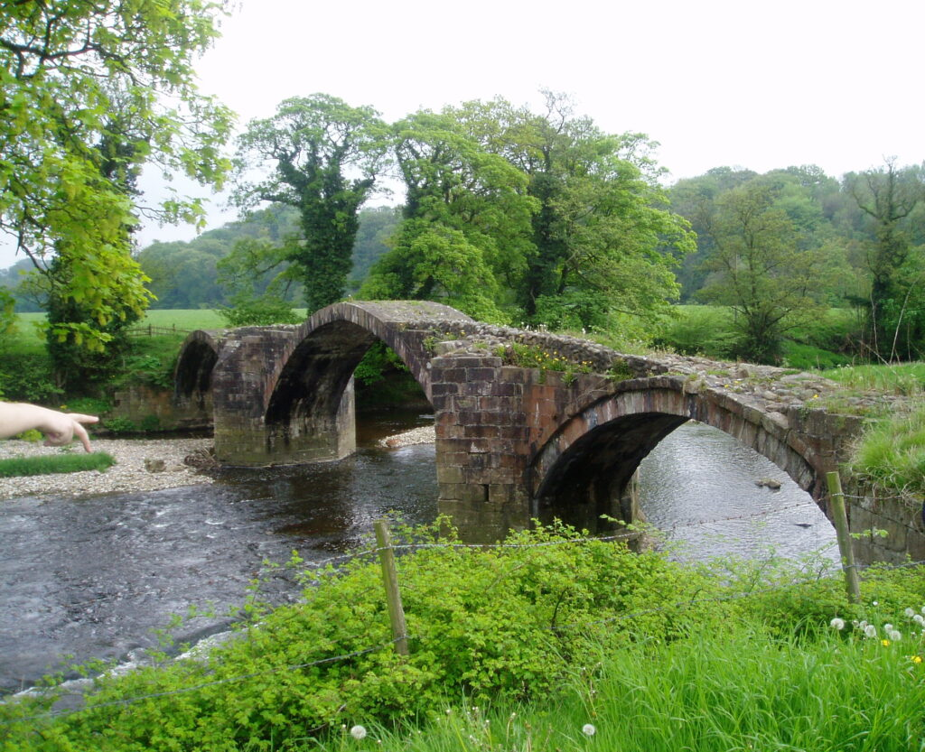 Cromwell Bridge - River Hodder